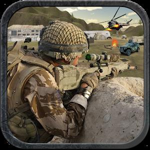 Modern SWAT Sniper 3D