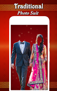 Couple Traditional Photo Suits Screenshot