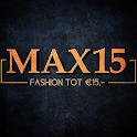 MAX15 icon