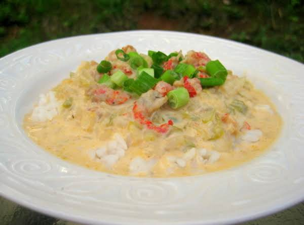 Authentic Crawfish Etouffee Just A Pinch Recipes