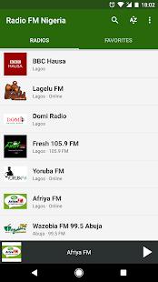 Radio FM Nigeria - náhled