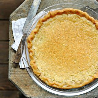 Apple Cider Vinegar Pie Recipes