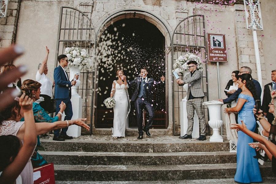 Fotografo di matrimoni Mario Iazzolino (marioiazzolino). Foto del 09.10.2019