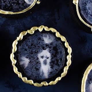 Ghastly Mirror Cookies.