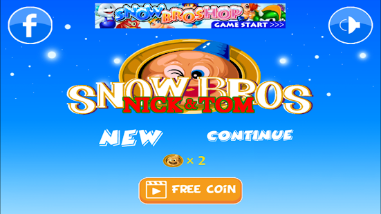 Snow Bros- screenshot thumbnail