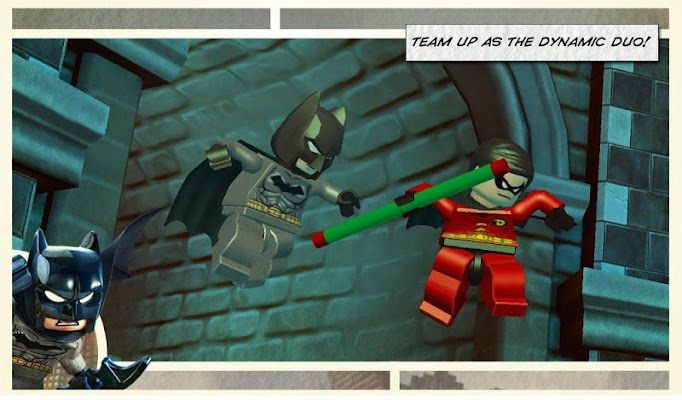 LEGO® Batman: Beyond Gotham- screenshot