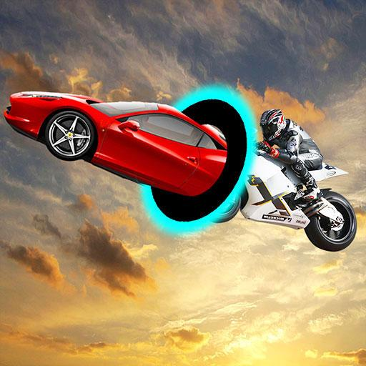 Switch Play Awesome Vehicle Racing 3D