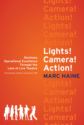 Lights! Camera! Action! cover