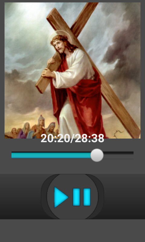 Rosary audio offline German- screenshot