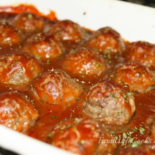 Salisbury Steak and Gravy Meatballs.