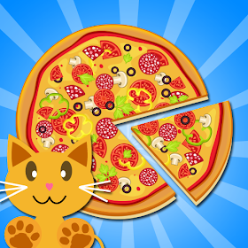 QCat - мастер пицца для детей