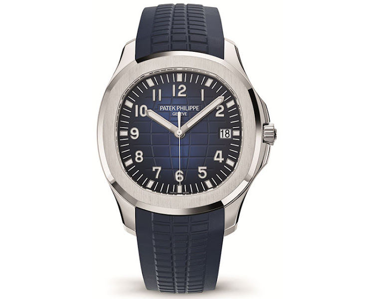 Aquanaut Travel Time Ref. 5650g patek