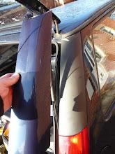 Photo: Renault 5 Gt Turbo Raider Rear Pillars and Renault 5 Campus Rear Pillar