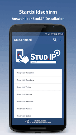 Stud.IP mobile