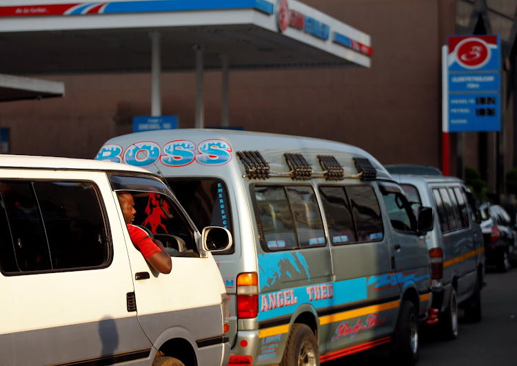 zimbabwe left with less than a week of fuel supplies