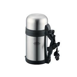 Cana termos Peterhof PH-12433-10, 1000 ml, Inox, Argintiu