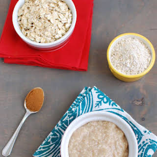 Baby Oats Recipes.