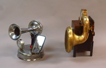 Photo: steampunk iPod Speakers