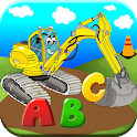 Truck Games for Kids! Construction Trucks Toddlers icon