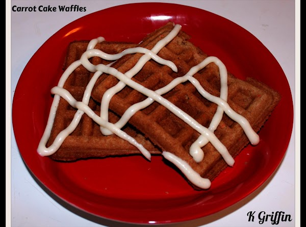 Cake Mix Waffles Recipe