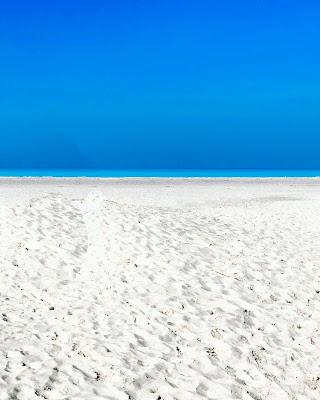 Sabbia mare cielo di Dama