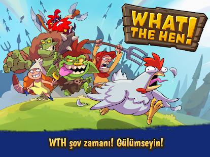 ? What The Hen: 1on1 Summoner Duel Ekran Görüntüsü