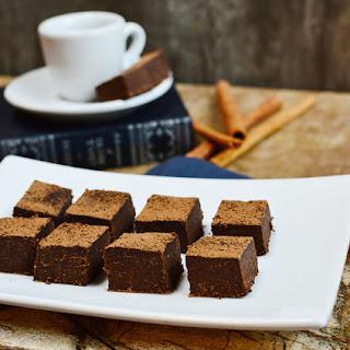 Healthy(er) Faux Fudge- Blackbean and Date