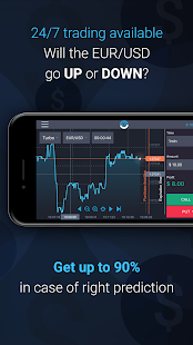 Binarymate trading app- screenshot thumbnail