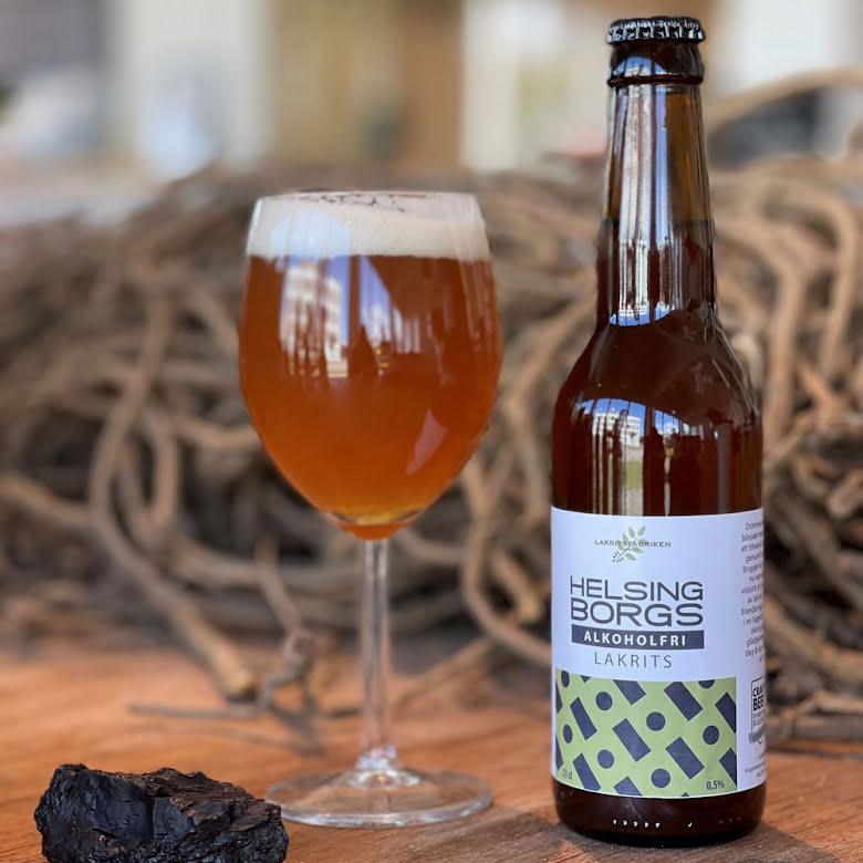 Alkoholfri lakritsöl – Lakritsfabriken Ramlösa