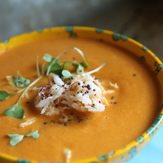 Spicy Crab Soup Recipes