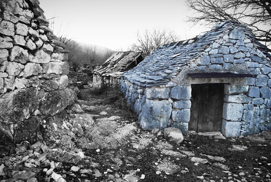 old house building stone by Boštjan Vučak - Buildings & Architecture Homes ( building, old, artistic, stone, house )