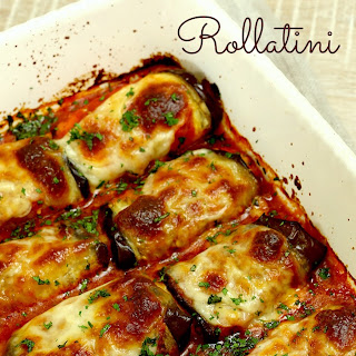 Baked Eggplant Rollatini Recipes