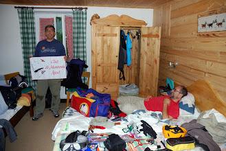 Photo: Habitación para tres 84 euros. Foto Ch