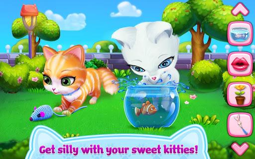 Kitty Love - My Fluffy Pet 1.1.1 screenshots 2