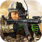 Counter Terrorist 2017 Gun War Game