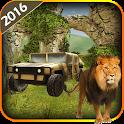 Sniper Hunt and Drive icon