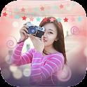 Bokeh Photo Frames icon