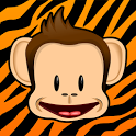 Monkey Preschool Animals icon