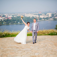 Wedding photographer Ekaterina Nikitina (NikitinaE). Photo of 30.07.2016