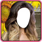 Ombre Hair Salon Photo Editor