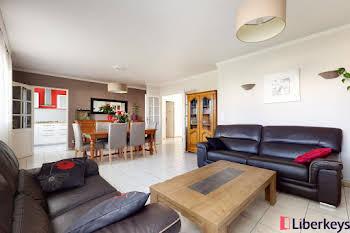 Appartement 4 pièces 96,38 m2