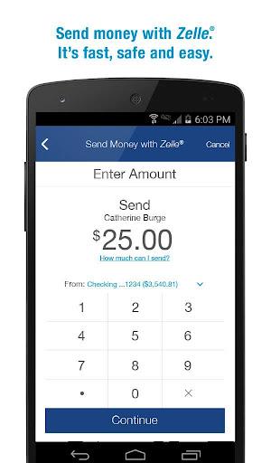 U.S. Bank Screenshot