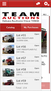 Team Sekura Auctions Live- screenshot thumbnail