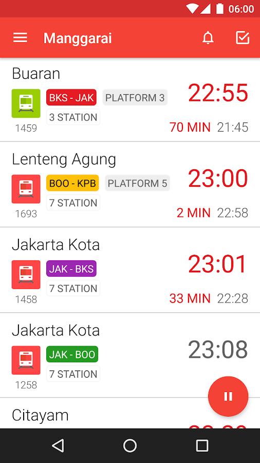 Info KRL- screenshot