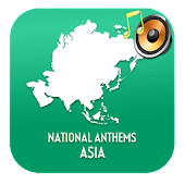 National Anthems Asia