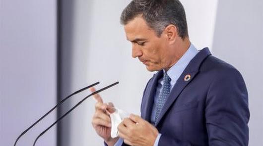 """Pedro Sánchez: """"Para septiembre cualquier español que lo desee estará vacunado"""""""
