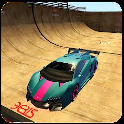 E46 drift and racing area simulator 2017
