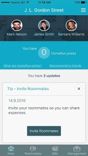 HomeRun renting is simple- screenshot thumbnail