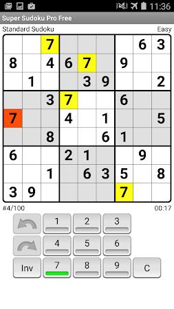 Super Sudoku Pro Free 2 0 6 Apk, Free Puzzle Game - APK4Now