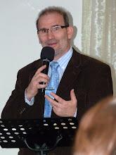 Photo: D. Nagy Tamás a 2012-es virágvasárnapi Istentiszteleten